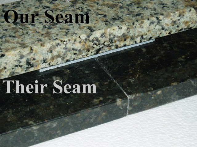 Perfect Seam Countertops